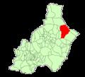 Map of Huércal Overa (Almería).png