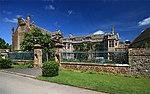 Mapperton Manor House