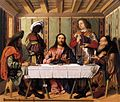 Marco Marziale - Supper at Emmaus - WGA14174.jpg