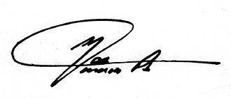 Marcos Pontes - Autograph