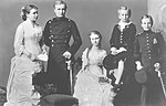 Maria Josepha of Saxony with her siblings.jpg