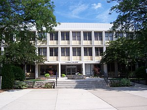 Marian University (Wisconsin) - Administration Building
