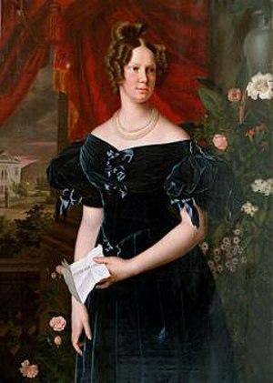 Princess Marie Frederica of Hesse-Kassel - Image: Marie Fredericka of Hesse Kassel