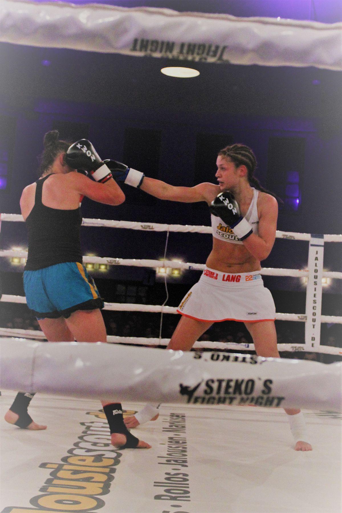 Marie Lang (Kickboxerin) – Wikipedia