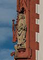 Marienkapelle Würzburg, Statue Close-up 20131227 1.jpg