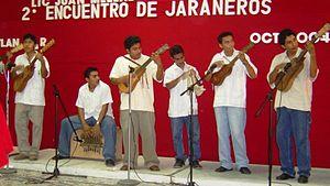 Son mexicano - Son Jarocho group
