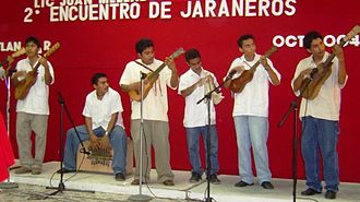 Son mexicano - Son Jarocho group