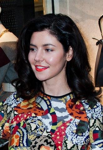 Marina and the Diamonds - Diamandis in 2014