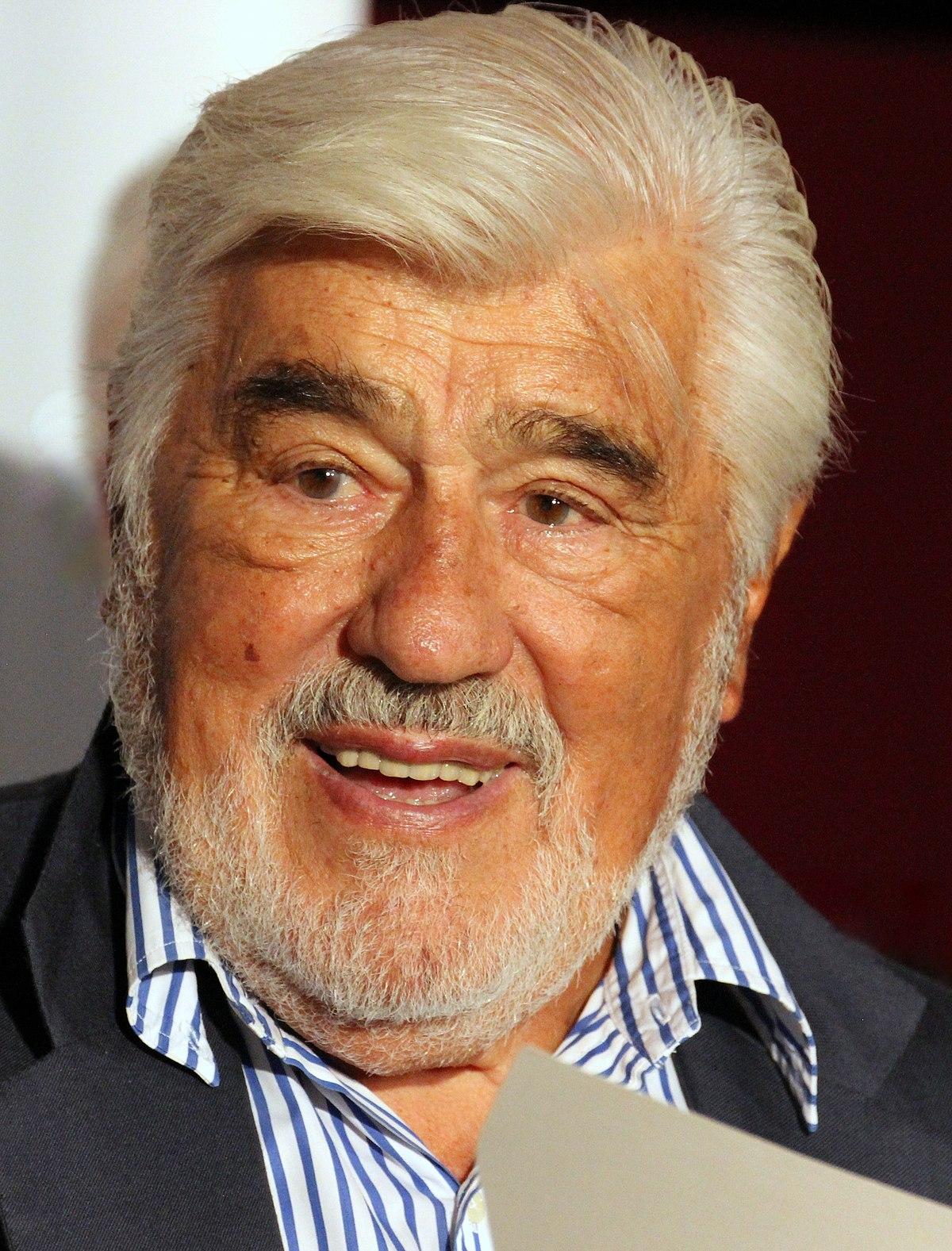 Mario Adorf Alter
