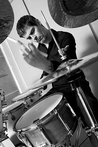 Mark Heaney - Mark Heaney. Rhythm magazine interview photo shoot 2010