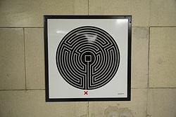 Mark Wallinger Labyrinth 225 - Manor House.jpg