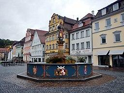 Marktplatz in Remshalden