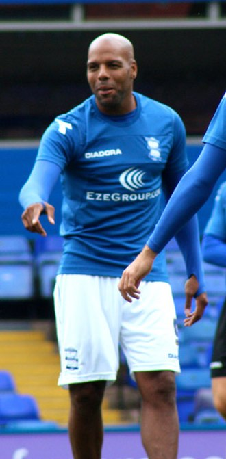 Marlon King - In pre-season with Birmingham, 2012