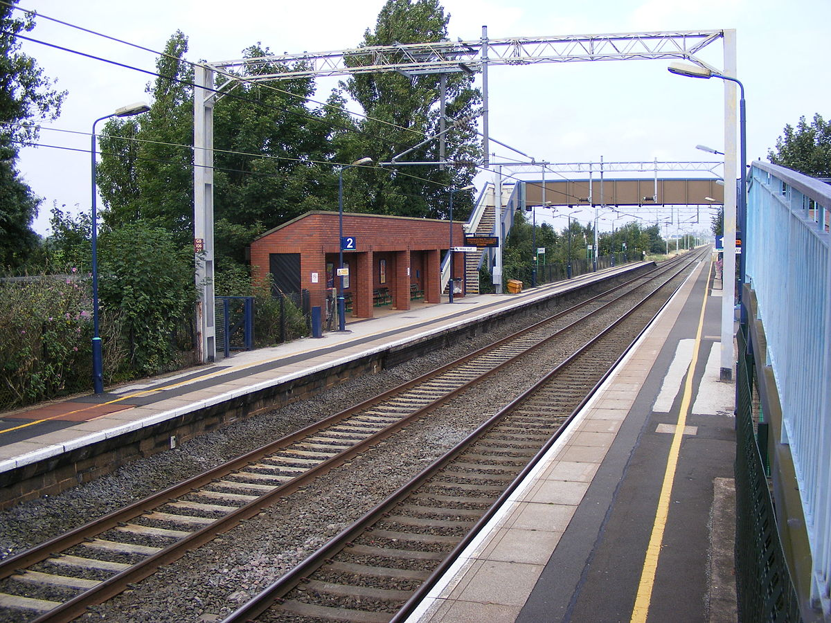 Marston Green Railway Station Wikipedia