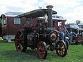 Marsworth Steam Rally - Burrell Steam Tractor - geograph.org.uk - 1354534.jpg
