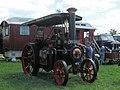 Marsworth Steam Rally - Burrell Steam Tractor - geograph.org.uk - 1354534.jpg