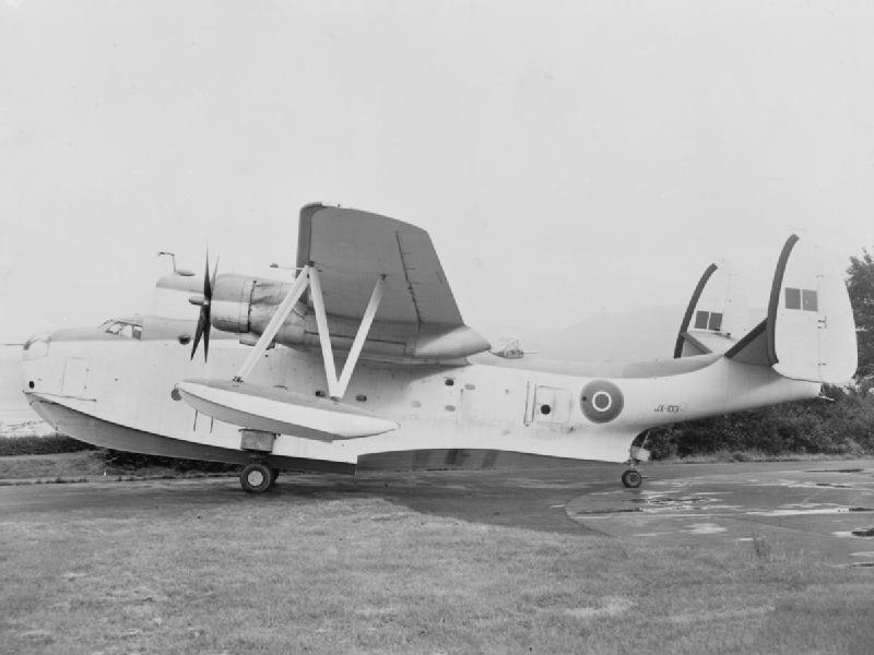 Martin Mariner 524 Sqn RAF at Oban 1943