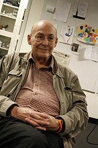 Marvin Minsky at OLPC.jpg