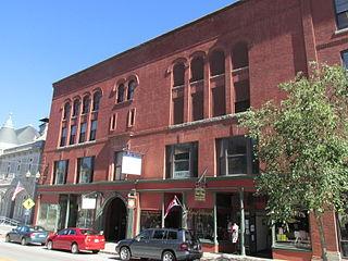 Masonic Hall (Augusta, Maine) building in Augusta, Maine
