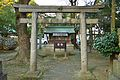 Masumida-jinja (Ichinomiya) San-massha.JPG