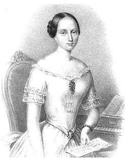 Mathilda Ebeling Swedish opera singer