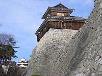 Matsuyama castle(Iyo)1.JPG