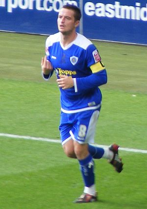 Matt Oakley Leicester City skipper