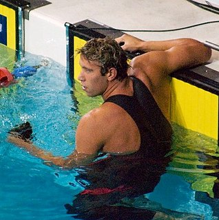 Matt Grevers American swimmer, Olympic gold medalist, world champion, world record-holder
