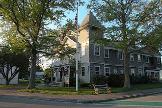Mattapoisett, Massachusetts - Mattapoisett Town Hall