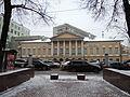 Matvey Muraviev-Apostol's house facade (January, 2013) by shakko 021.jpg