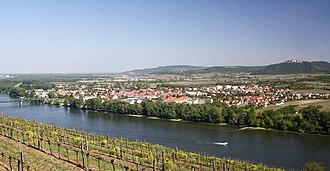 Mautern an der Donau - Image: Mautern ad D