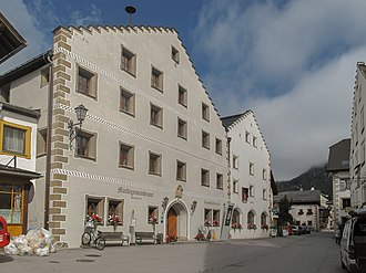 Mauterndorf - Town hall