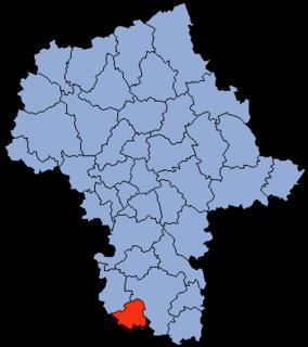 Szydłowiec County County in Masovian Voivodeship, Poland
