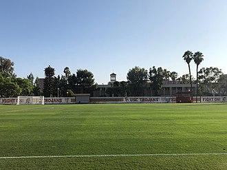 McAlister Field - Image: Mc Alister Field (USC) 1