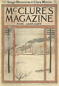 Cover of January, 1901 issue