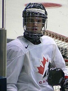 John McFarland (ice hockey) Canadian ice hockey player