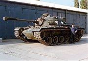 Medium Battletank M48 A2C