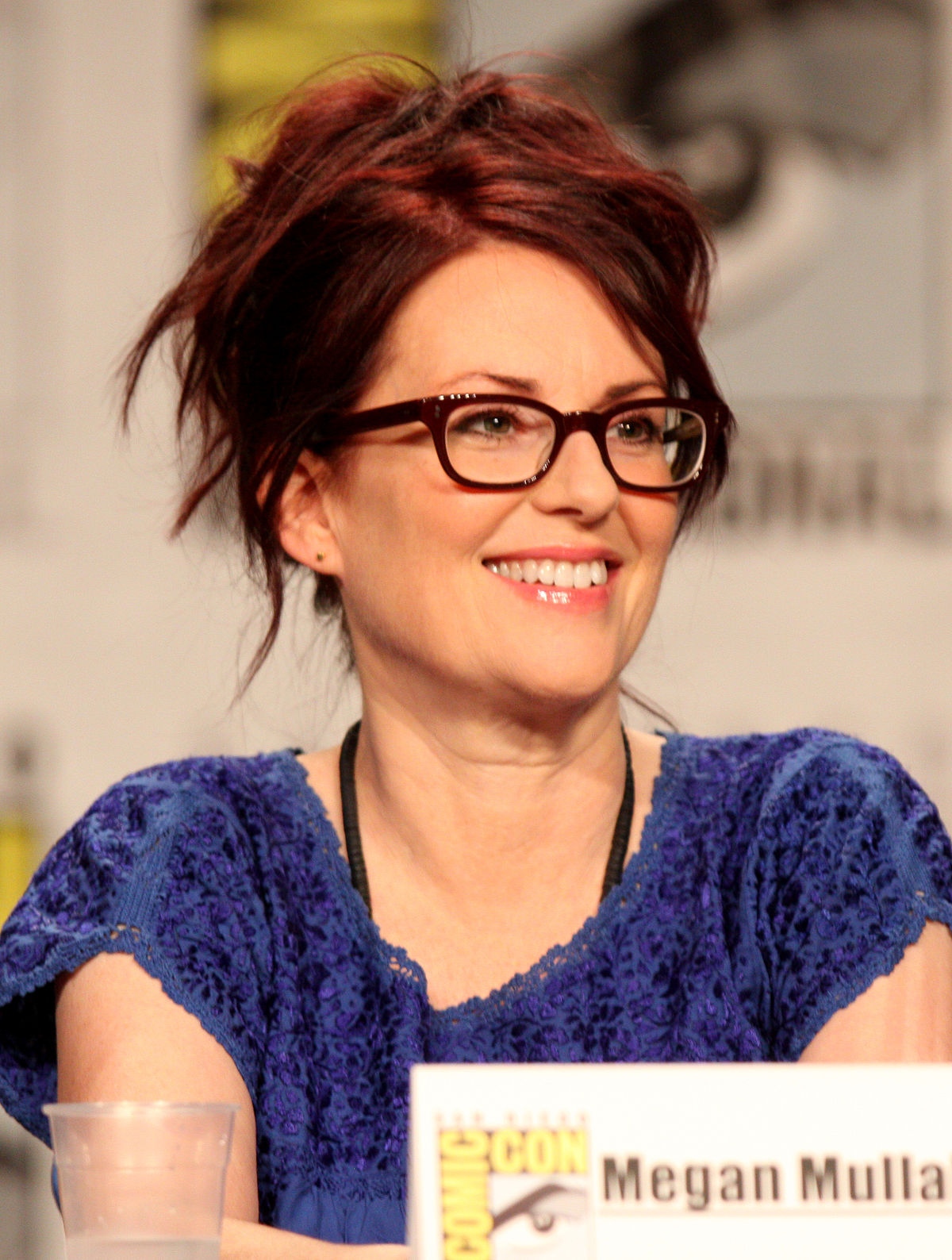 Megan Mullally Wikiquote