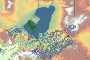 Lake Chad - Wikipedia