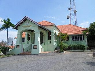Malaysian literature - Malacca Literature Museum