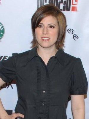 Melanie Paxson - Melanie Paxson in 2007