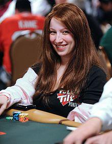 Female poker player wiesner richard munchkin blackjack
