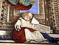 Melozzo da forlì, angeli coi simboli della passione e profeti, 1477 ca., profeta isaia 00.jpg