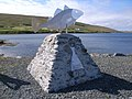 Memorial at Voe - geograph.org.uk - 973015.jpg