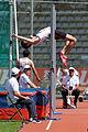 Men high jump French Athletics Championships 2013 t153119.jpg