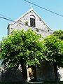 Mensignac Chantegéline église façade.JPG