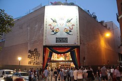 Mercado de San Anton during World Pride.jpg