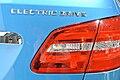 Mercedes B-Klasse B-class Electric EV @ New York Autoshow (8598795976).jpg