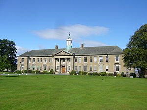 Merchiston Castle School - Merchiston Castle School at Colinton