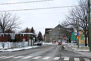 Mercier, Quebec City in Quebec, Canada
